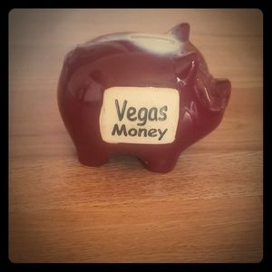 Other - Piggy Bank for Vegas Money!